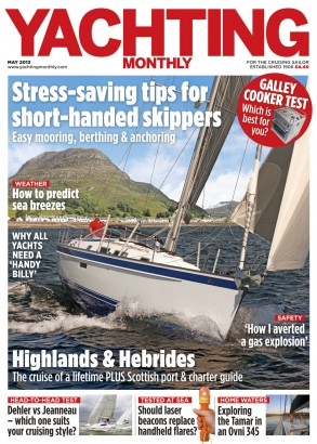 Yachting Monthly test Odeo Flare